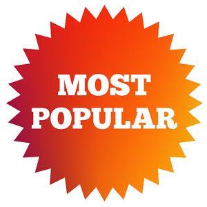 Most popular badge