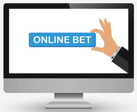 Online betting graphic
